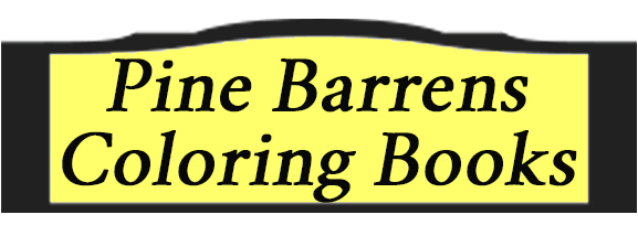 Pine-Barrens-Coloring-Books