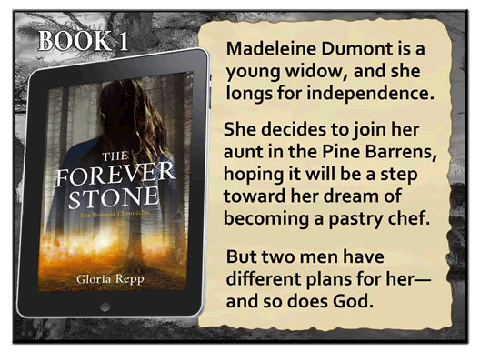 Forever Stone - Madeleine Dumont is a young widow and she longs for independence.
